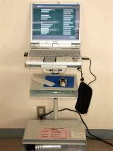 患者さん管理用コンピューター